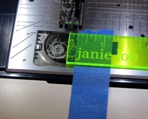 Quarter Inch Tape