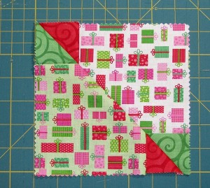Accidental Quilt Block Secondary 2