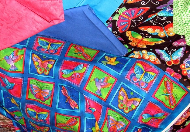 Laurel Burch Fabric