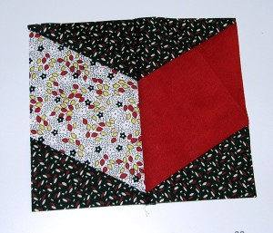 Rectangles Sewed together 2