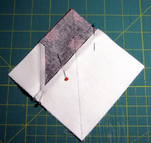 Paisley Quilt step 7c