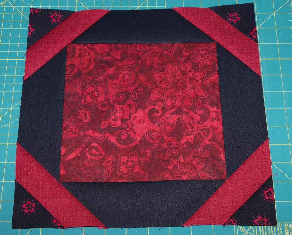 Squares and Diamonds Quilt | Beyond Sock Monkeys ~ My